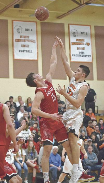 Colfax stops Tigers in double overtime