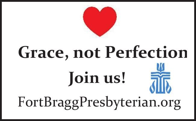 Grace, not Perfection Join us!