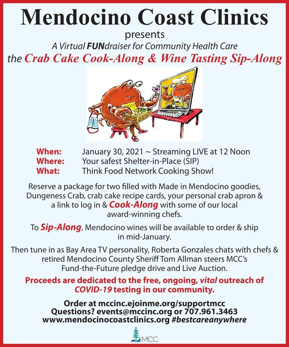 Mendocino Coast Clinics presents A