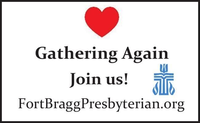 Gathering Again Join us!
