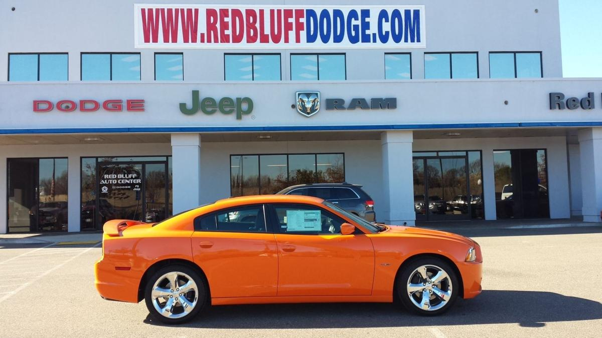 Red Bluff Dodge >> Red Bluff Dodge Cardealership Pre Owned Car Red Bluff