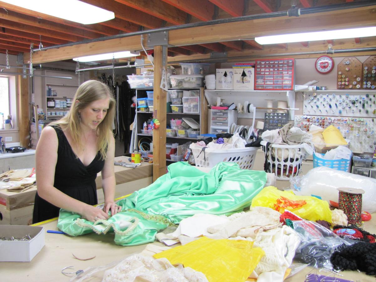 Mother Lode costumers craft worlds onstage