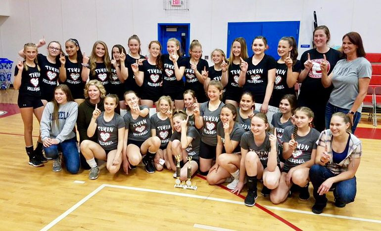 Toyon 7th And 8th Grade Volleyball Finishes Season As Undefeated