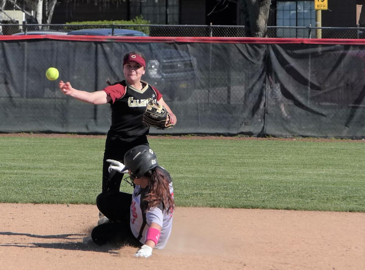 With Head returning to the circle, Calaveras picks up first win
