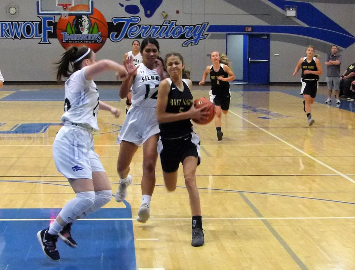 Bullfrogs find no luck on the road against Sierra