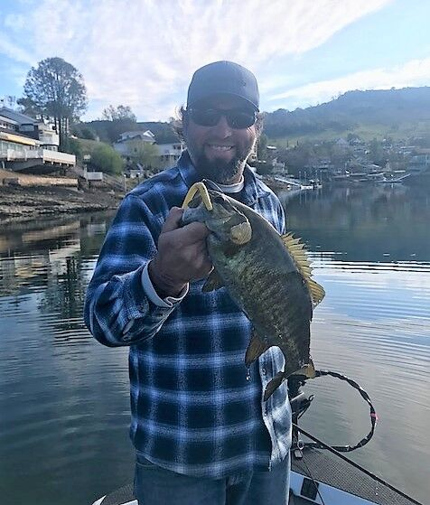 'Magic' lure conjures up connections between fishing friends