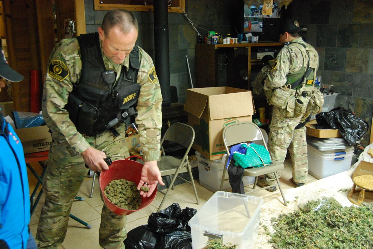 Huge bust in West Point