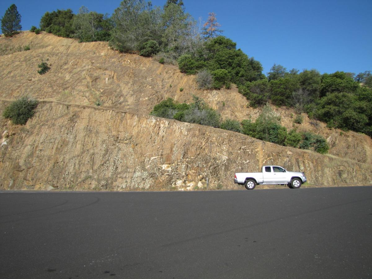 The Mother Lode: A Geology: Trenches and terranes mark the Lode