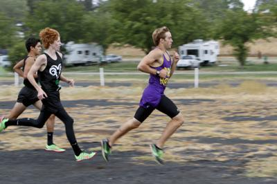 County runners find spots on medal stand at Frogtown