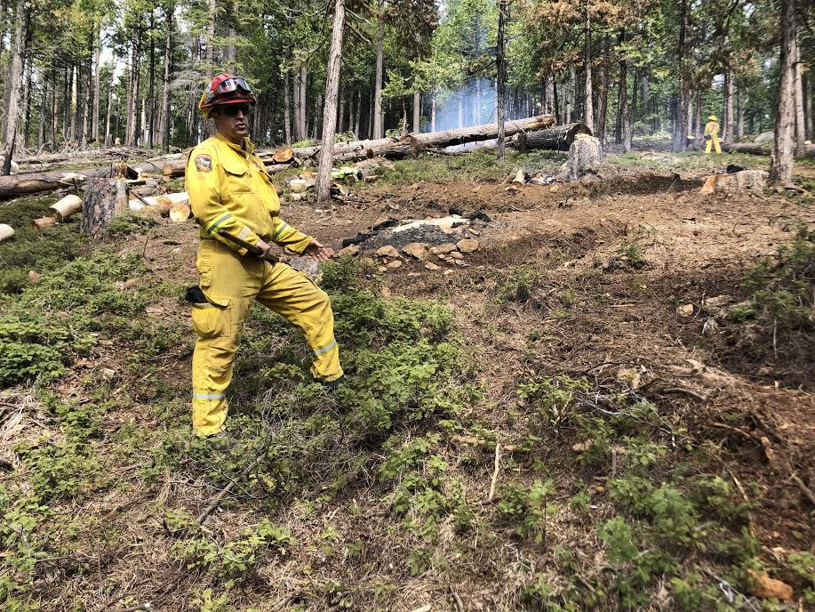 Local officials weigh in on governor's wildfire emergency declaration