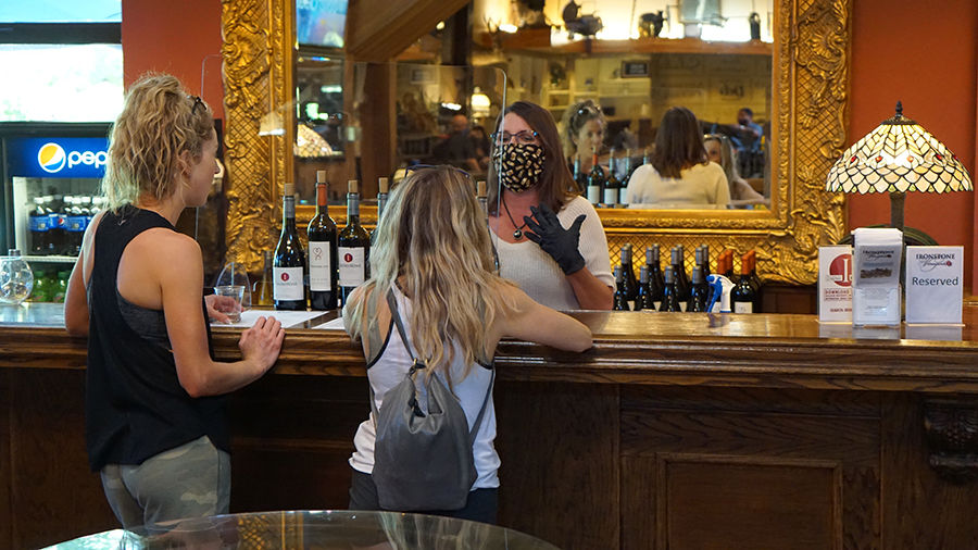 Calaveras County wineries reopen in new normal