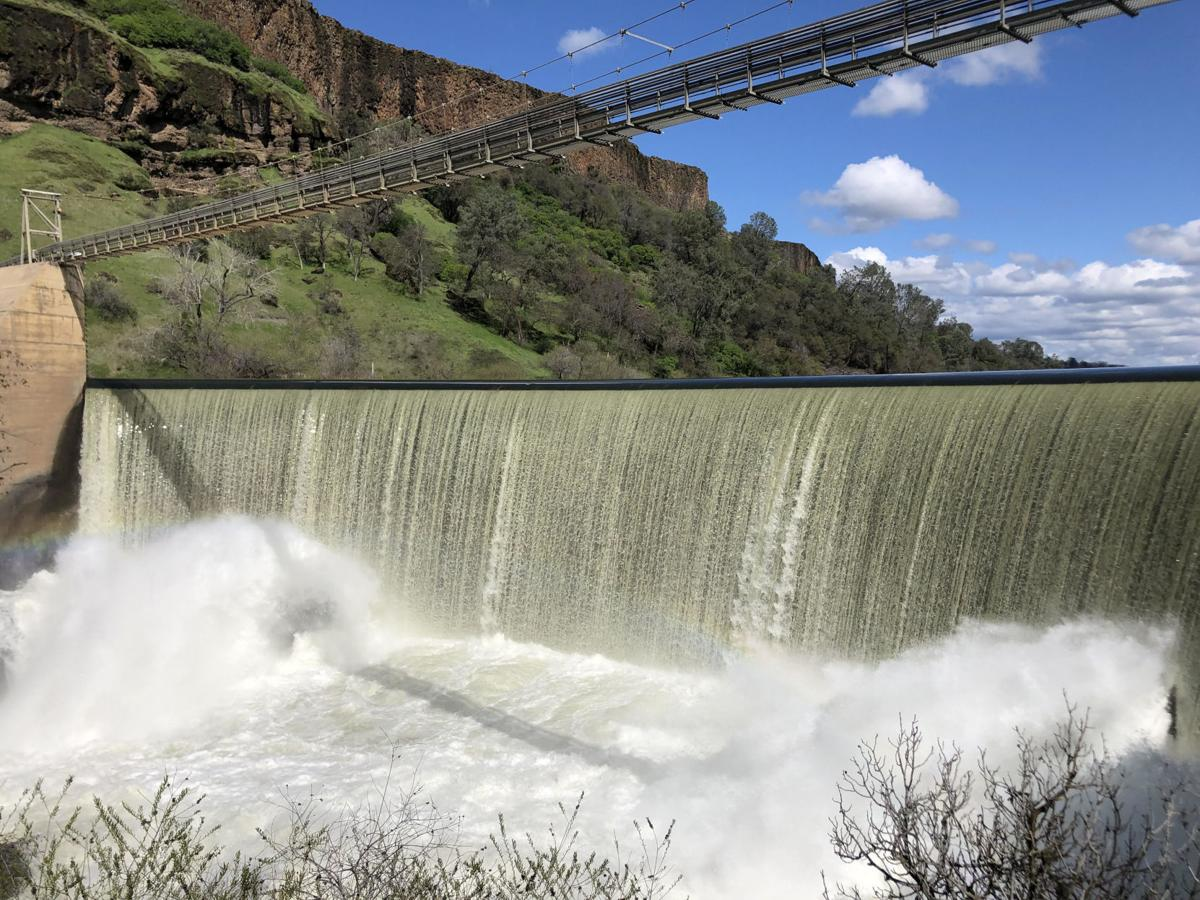 Reservoirs release more water in anticipation of snowpack