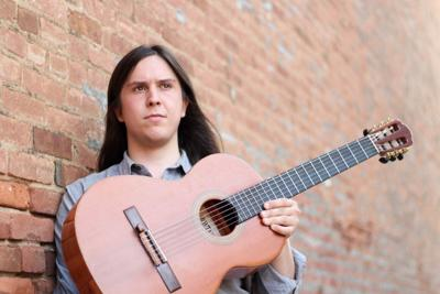 Local guitarist leads Youth Concert in Sonora