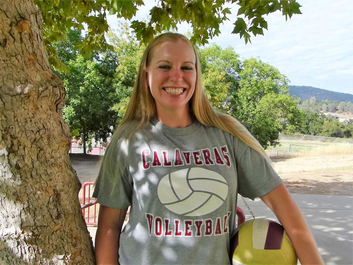 New volleyball head coach at-the-ready for pending season