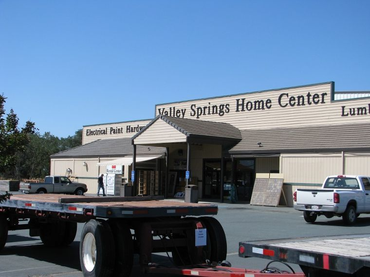 Sender's to buy Valley Springs Home Center