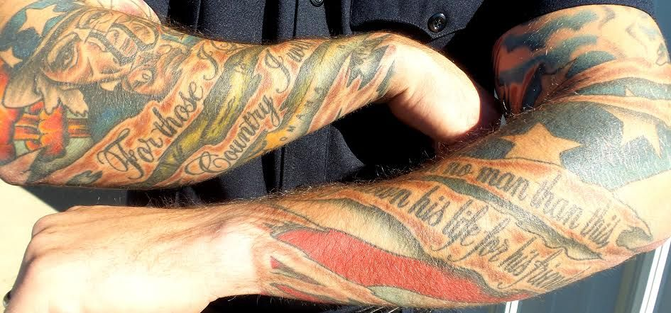 21f7ca99e Tattoos gain popularity in Lode and nation   Calaveras County's Most ...