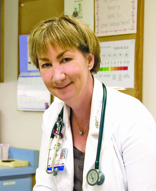 Health care community honors its own