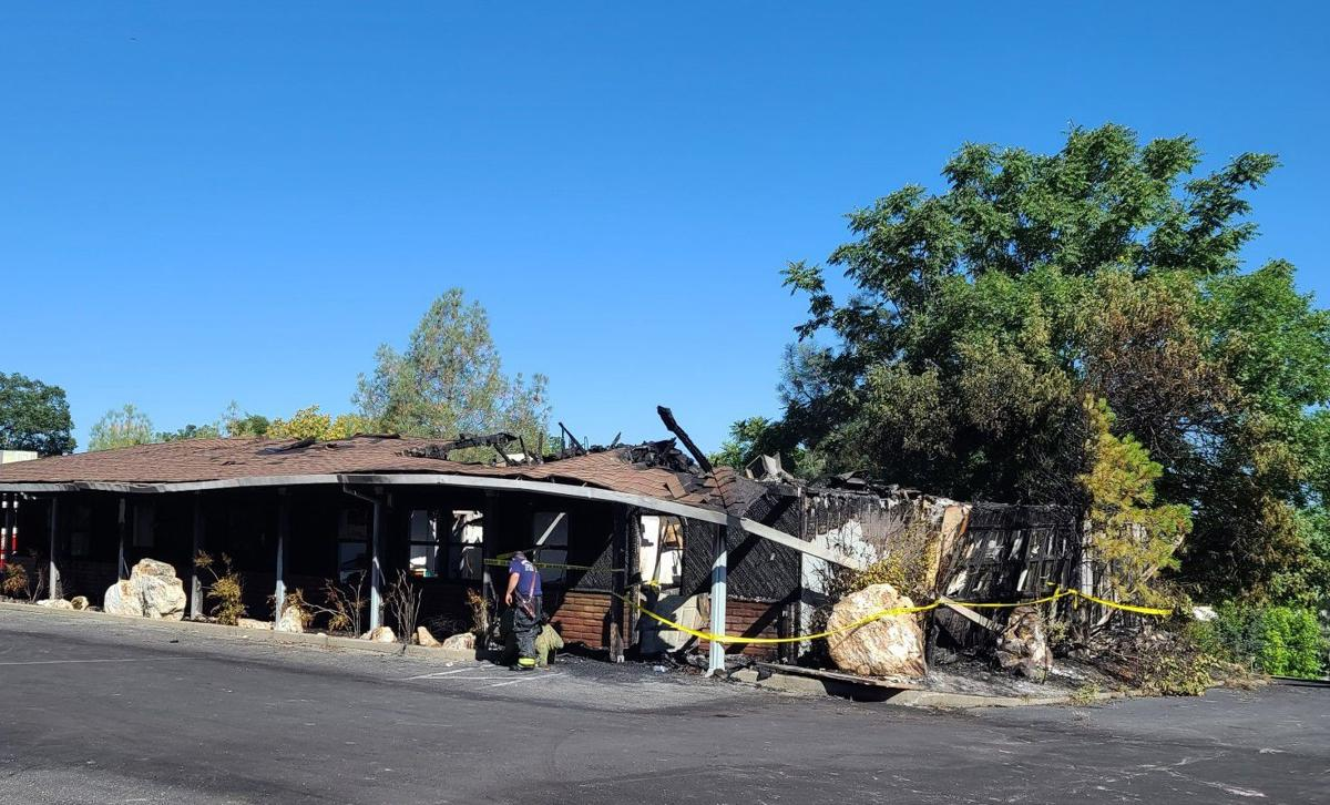 Eight years of work lost in Angels Camp Structured Preschool fire