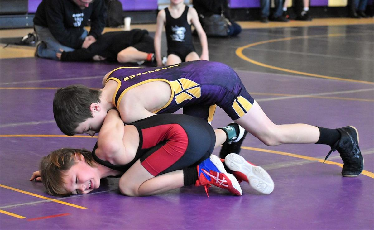 AMA Tournament hosts grapplers of all ages