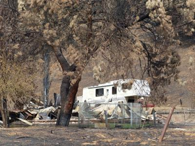County leaders give OK to camp on Butte Fire properties