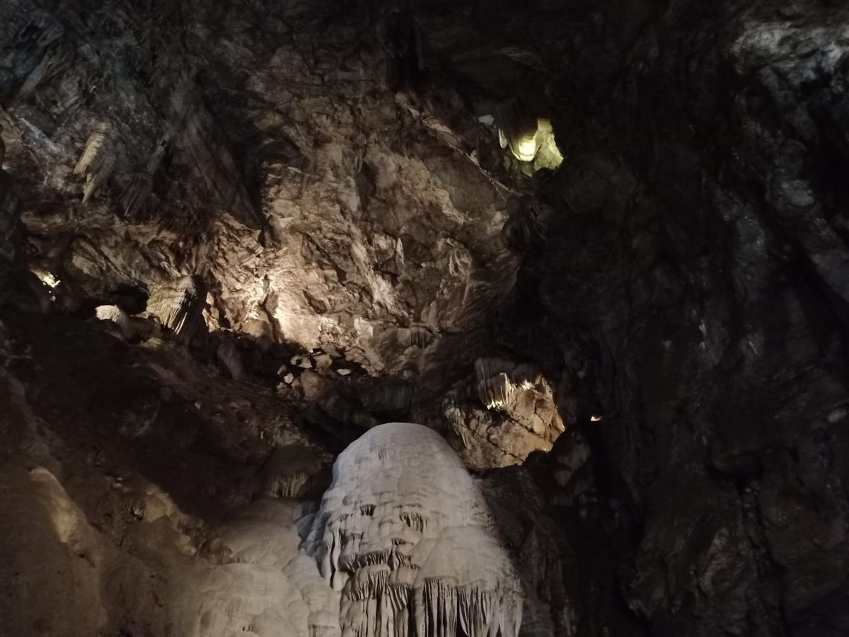 The Moaning Caverns Adventure Park gradually reopens, starting with offering the Spiral Tour.