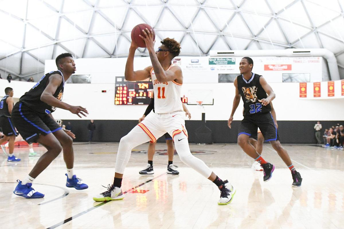 Spivey to continue his basketball life at CSU Fullerton