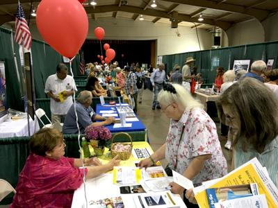 Seniors learn what's available at expo