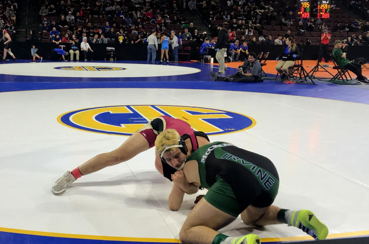 Wrestling season comes to an end in Bakersfield