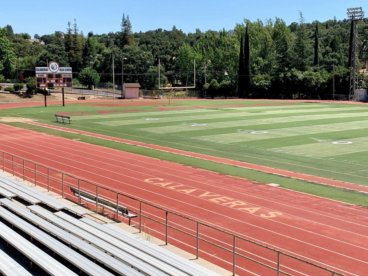 Calaveras' Frank Meyer Field 'condemned' and unusable