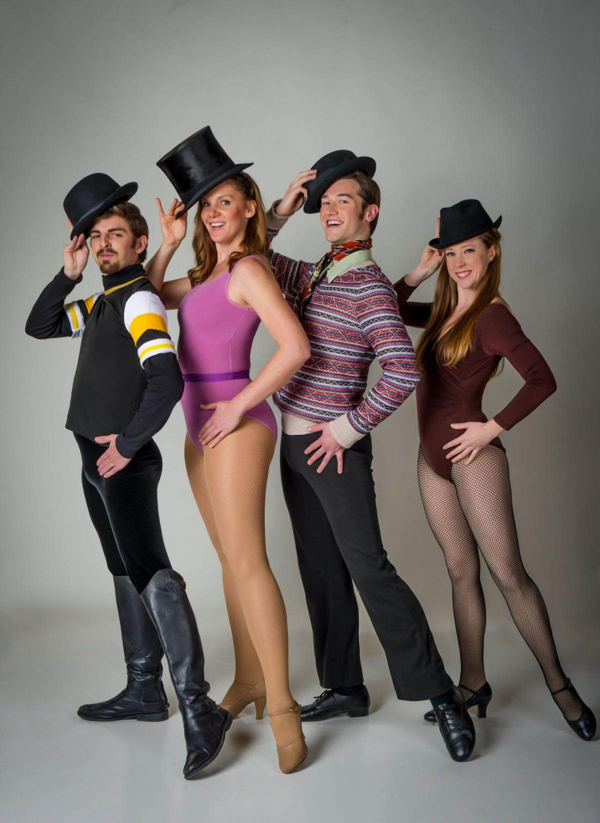 Sierra Rep fetes 40 with 'A Chorus Line'