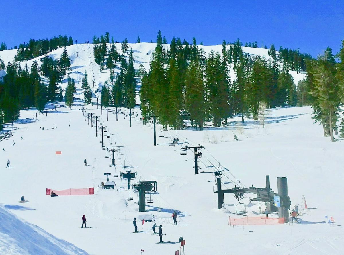 bear valley to build second express lift | business