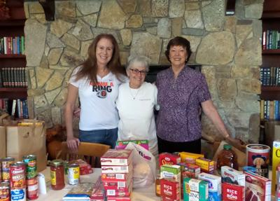 Copper Food Pantry begins holiday drive