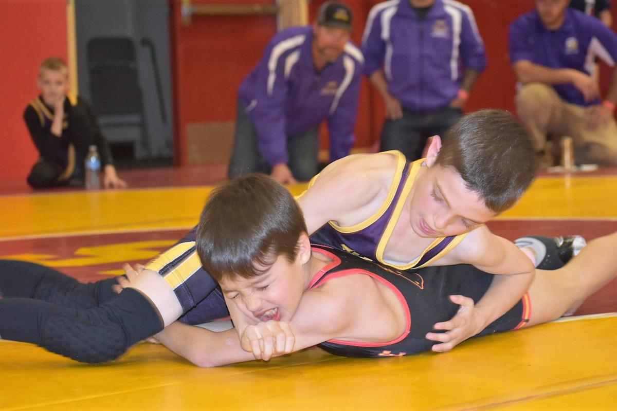 AMA grapplers finish season at Jim Bennett Classic in San Andreas