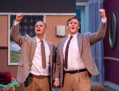 Main Street troupe finds actors behaving badly to land some loot