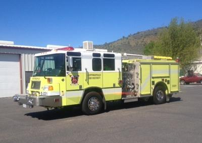Fire protection districts feel the heat of bad economy