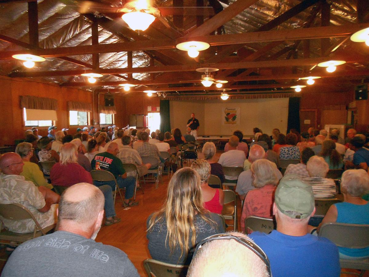Sheriff will not be able to protect growers at harvest
