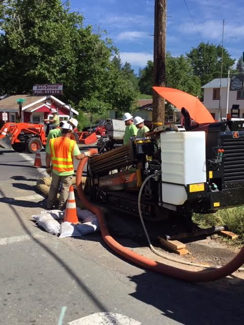 Calaveras County gaining ground on rural internet; road protection