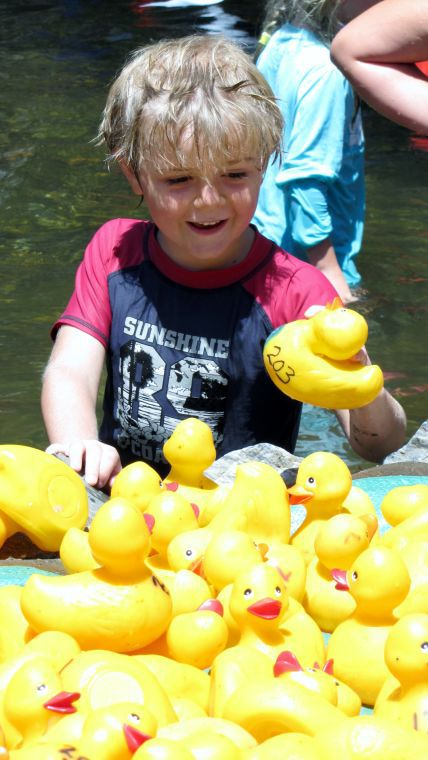 Start quacking for the Duck Races