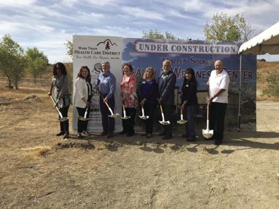 Construction Begins On Valley Springs Health And Wellness Center