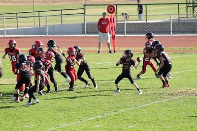 Jr. Reds blast Ripon to become Super Bowl champs