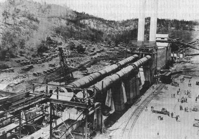 Calaveras Cement Co. plant helped county through tough times