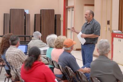 Valley Springs town hall meeting