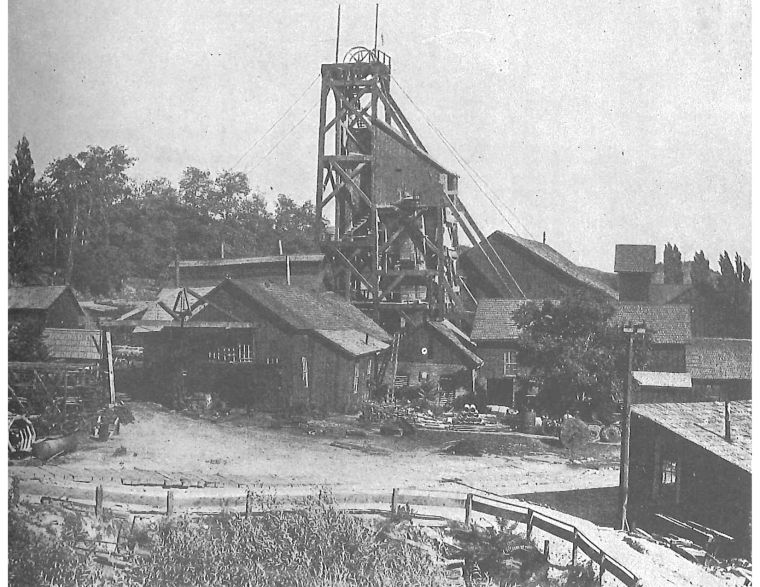 Exploring Utica Mine's deep history