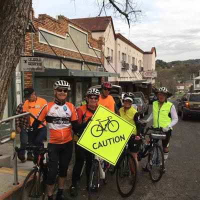 Popularity of cycling spreading in Calaveras County; pros discuss safety concerns