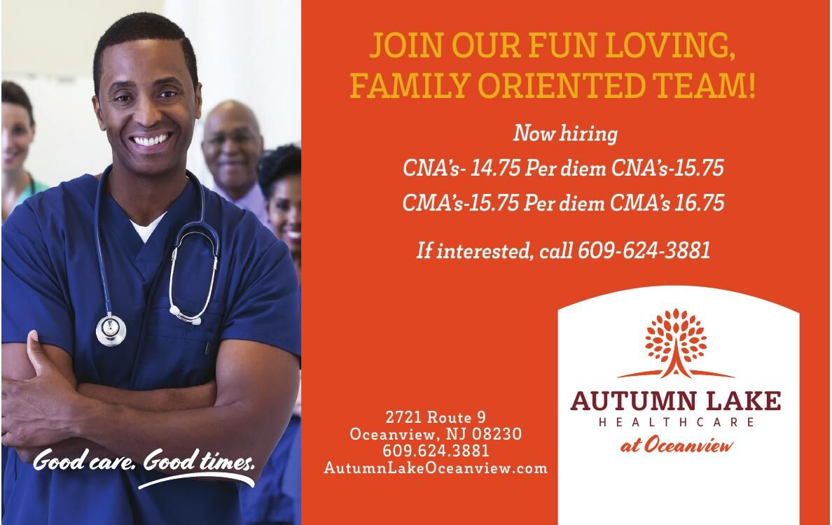 JOIN OUR FUN LOVING, FAMILY ORIENTED TEAM!