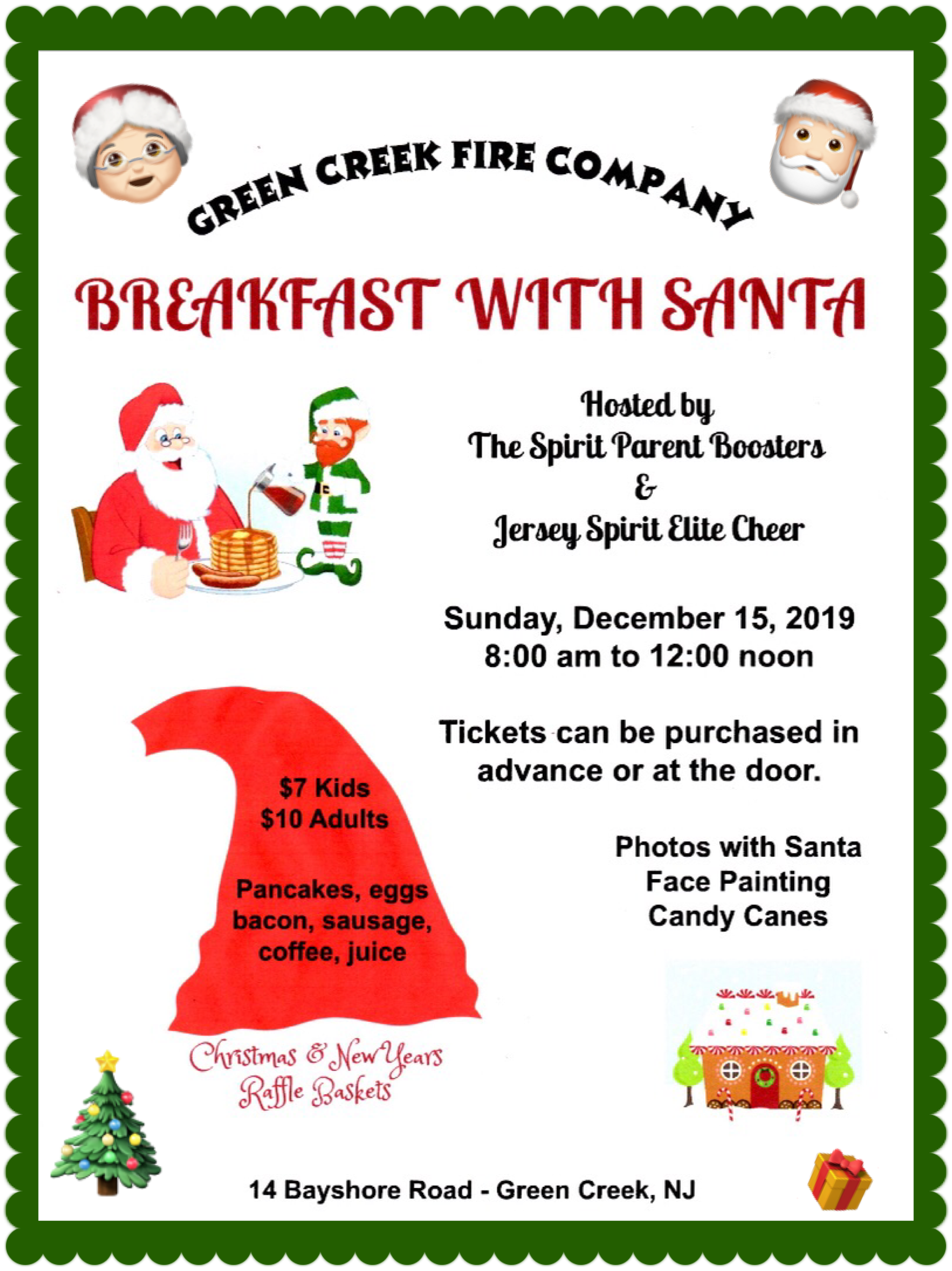Breakfast with Santa image 1