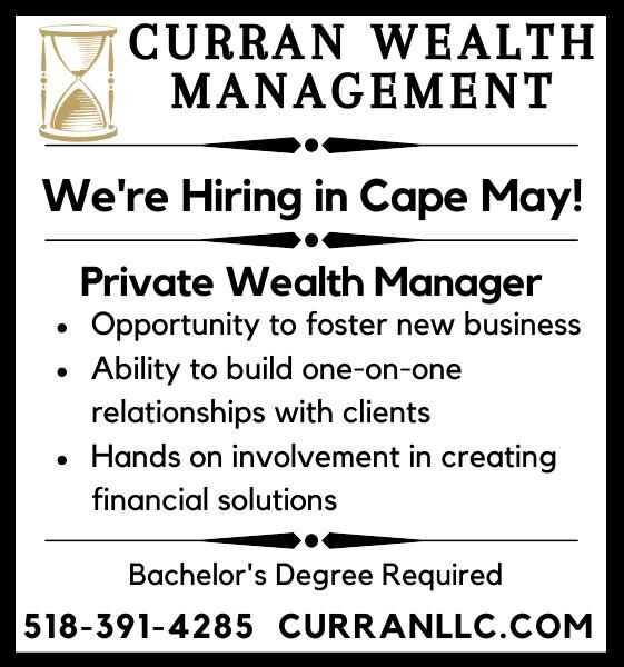 Curran Wealth Management PRIVATE WEALTH MANAGER