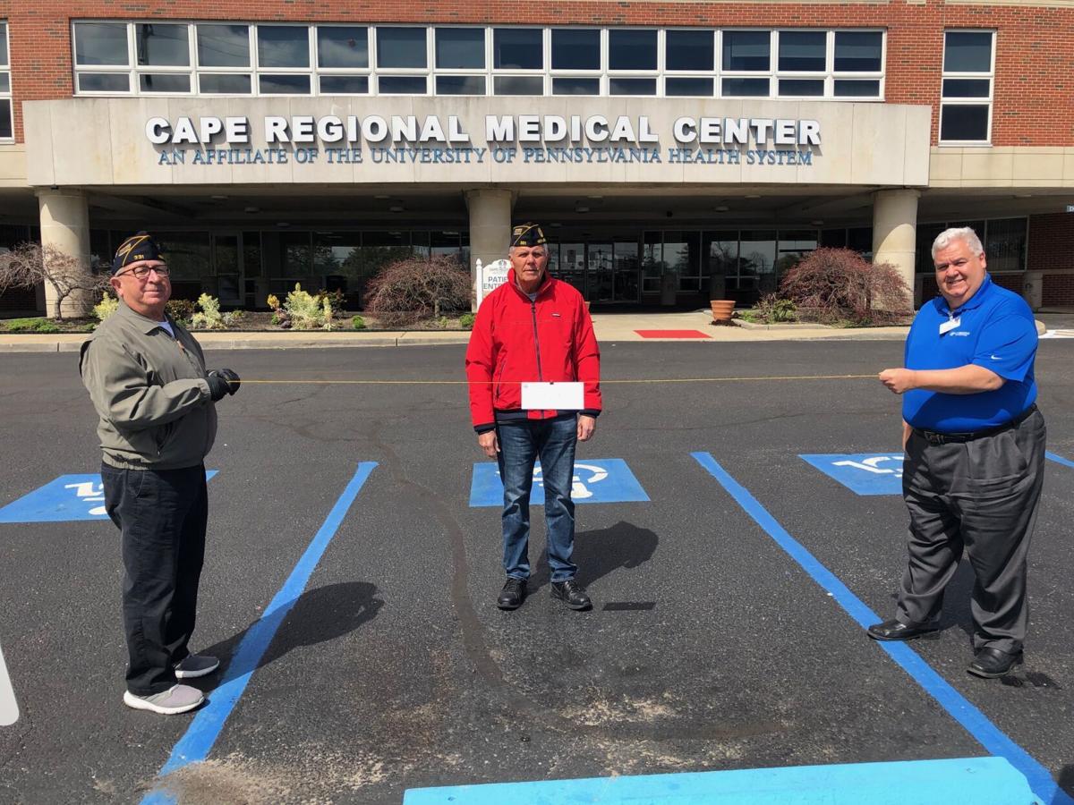 Presentation of Donation to Cape Regional Medical Center.jpeg