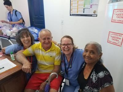 Shute Returns from Medical Mission Trip to Brazil