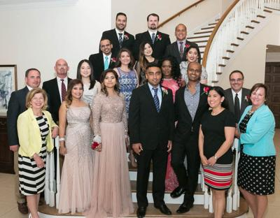 44bd67c270b ARMC Honors 2017 Graduates of Internal Medicine and Pharmacy Residency  Programs